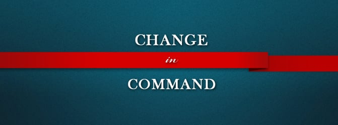 Change In Command