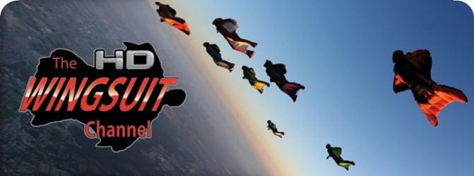 The HD Wingsuit Channel