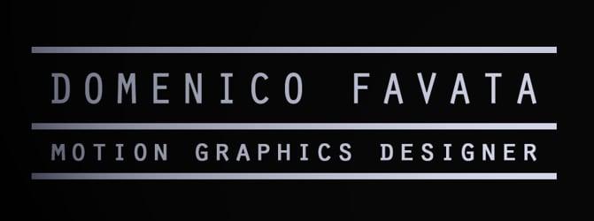 Domenico Favata Motion Graphic
