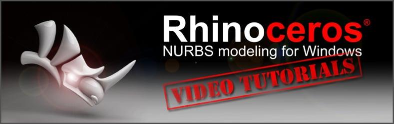 All Rhino Tutorials
