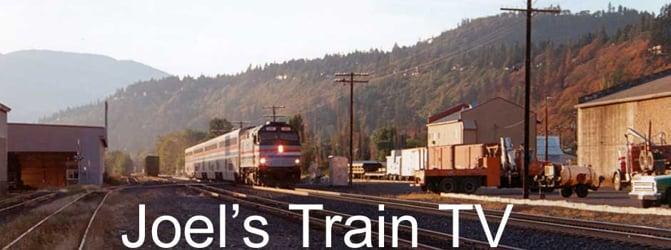 Joel's Train TV