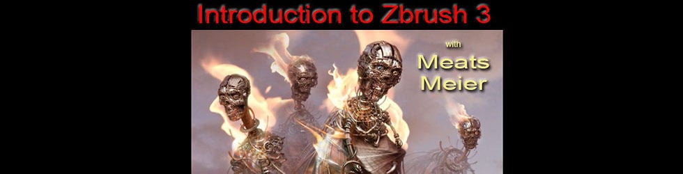 Introduction to Zbrush 3 -Training