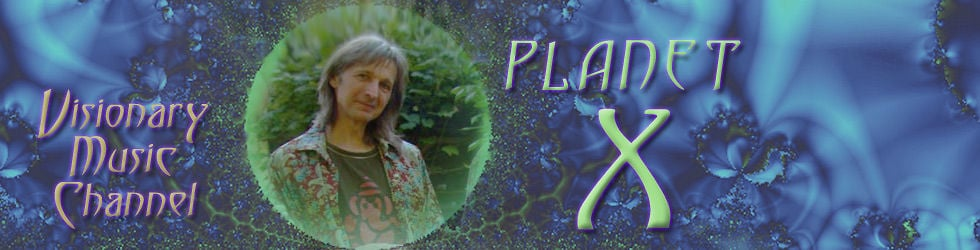 Planet X  Visionary Music