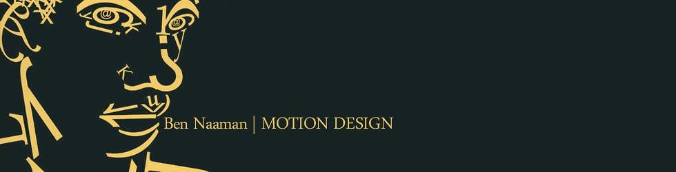 Ben Naaman | Motion Design