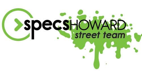 The Specs Howard Street Team