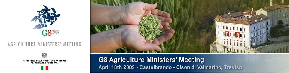 G8 Agriculture Ministers' Meeting
