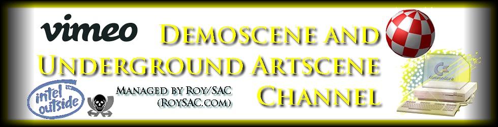 Demoscene and Underground Art Scene