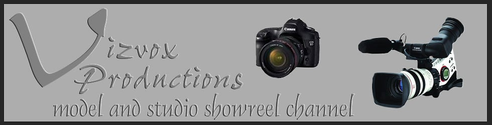 Vizvox Productions - Model and Photostudio showreel channel