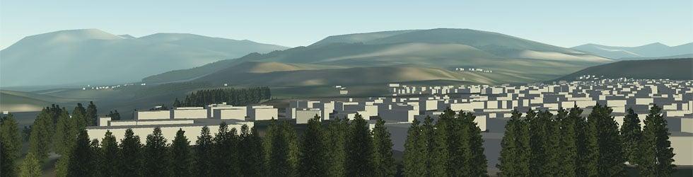 Landscape Visualization