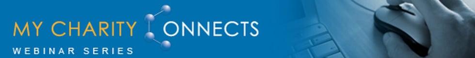 MyCharityConnects Webinars