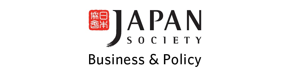 Japan Society Business & Policy