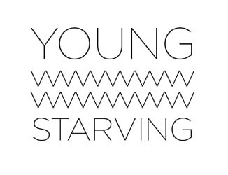 Young Starving