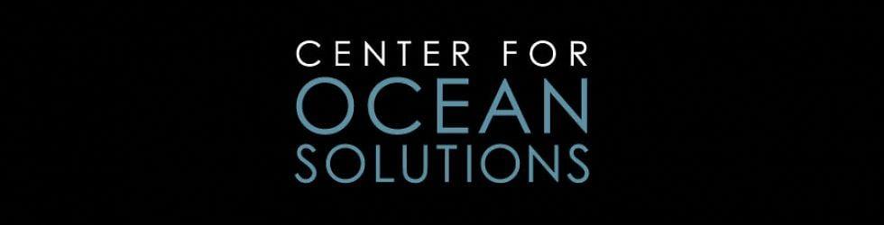 Center for Ocean Solutions