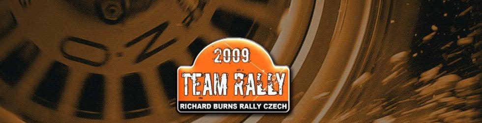 RBR Team Rally 2009
