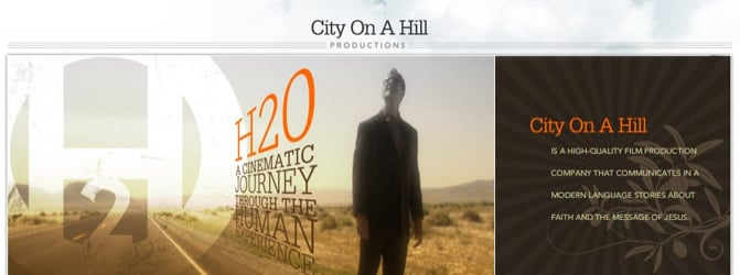 City on a Hill Productions' Blog Channel