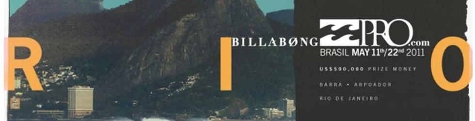 Billabong Rio Pro 2011