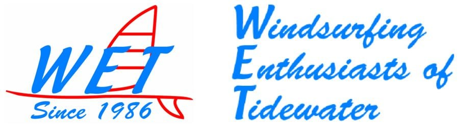 WET (Windsurfing Enthusiasts of Tidewater) Channel