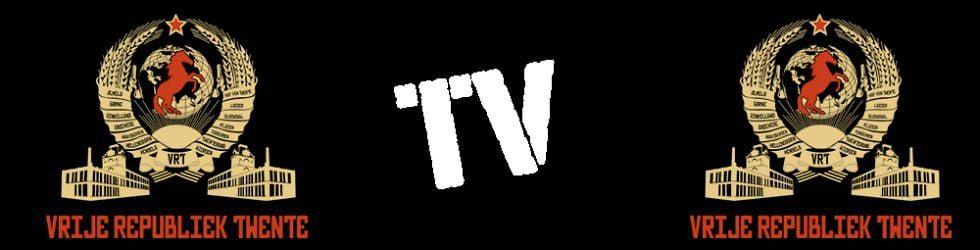 Jap en Alex voor Vrije Republiek Twente -TV (VRT-TV)