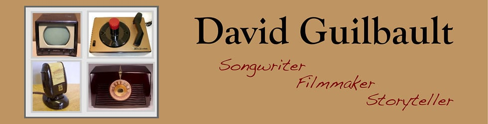 Song Performances by David Guilbault