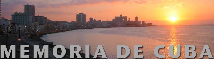 MEMORIA DE CUBA por Jorge Molina