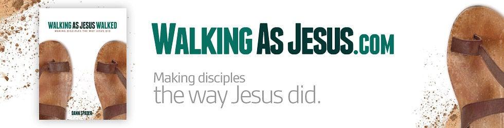 Walking as Jesus Walked (Sonlife)