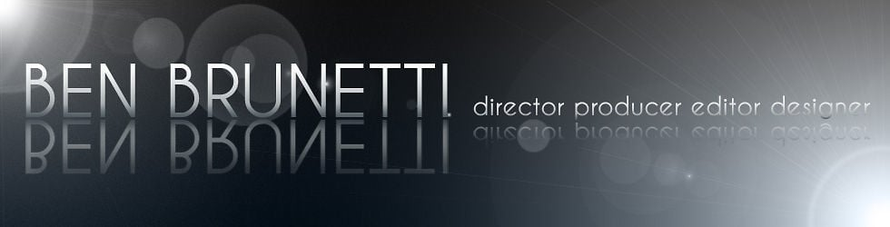 Ben Brunetti Portfolio