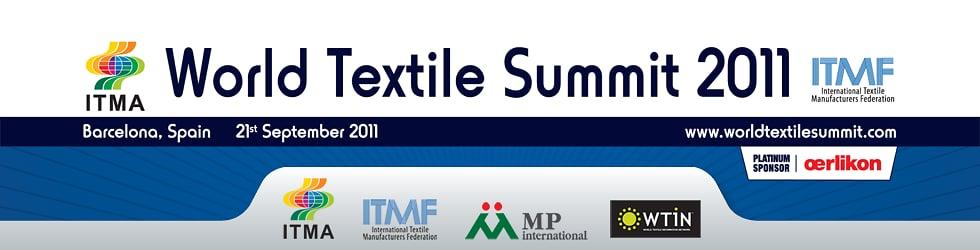 World Textile Summit 2011