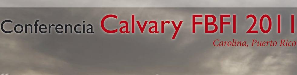 Conferencia Calvary FBFI 2011