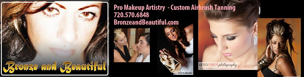 Bronze and Beautiful: From Cosmetic Artistry to Air Brush Tanning