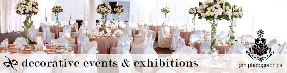Decorative Events & Exhibitions