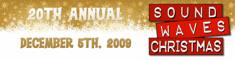 20th annual Soundwaves Christmas Party