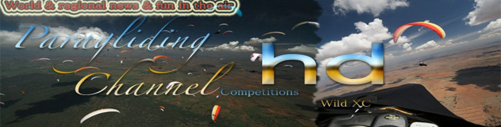 paragliding channel HD