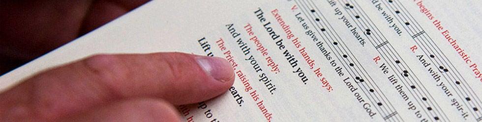 New Translation of the Roman Missal