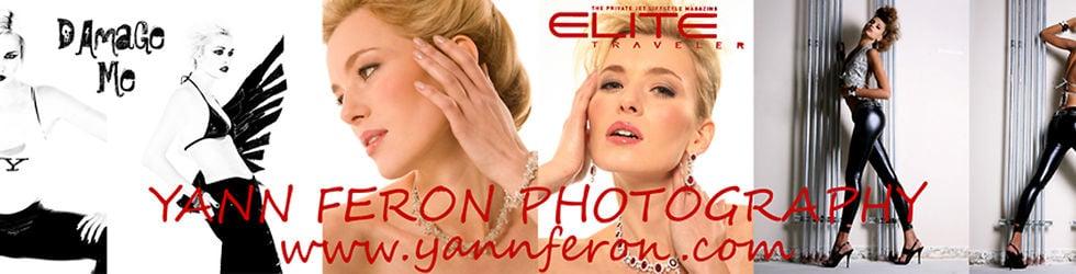 FASHION PHOTOGRAPHY BY YANN FERON