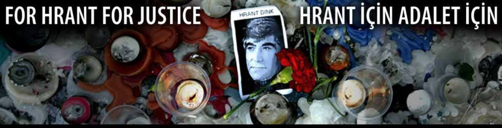 For Hrant for justice / Hrant için adalet için