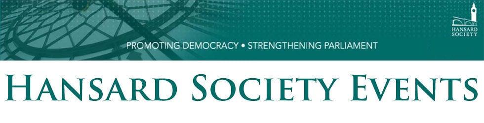 Hansard Society Events