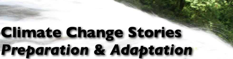 Climate Change Preparation & Adaptation