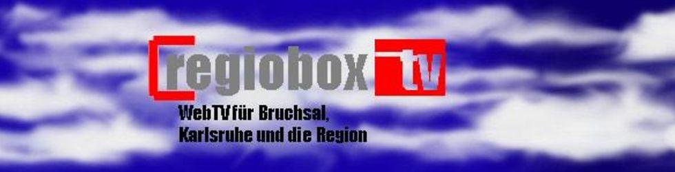 Regiobox TV - Internetfernsehen aus Bruchsal