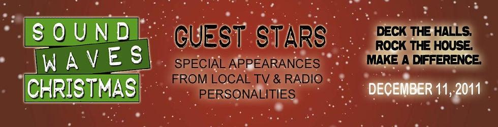 22x Soundwaves Christmas: Guest Stars