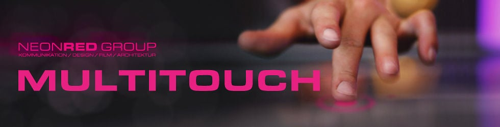 NEONRED MULTITOUCH
