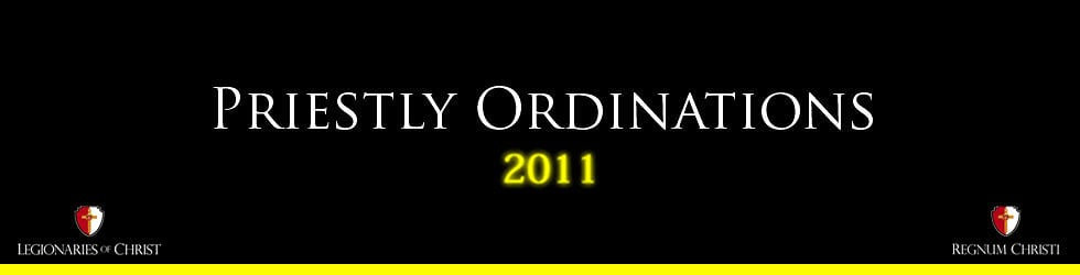 Priestly Ordinations 2011