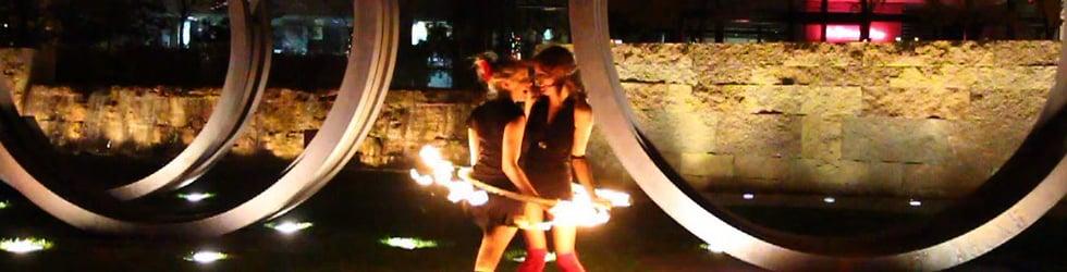 [HD] Fire Performance