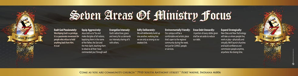 Come As You Are Community Church