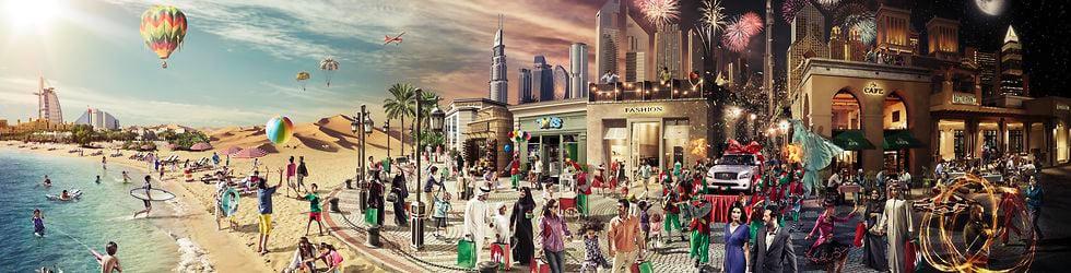 Dubai's Fans
