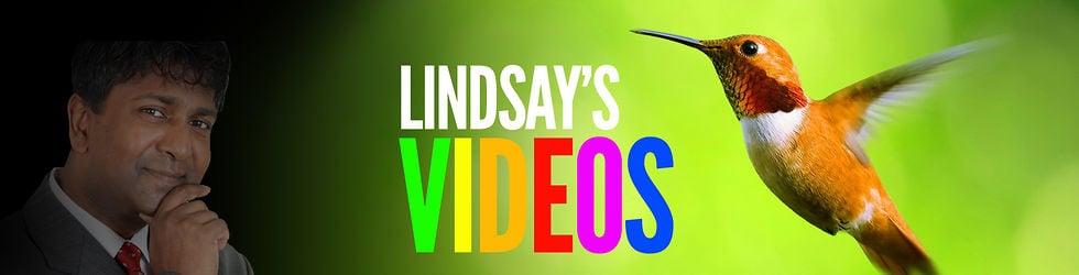 Lindsay's videos