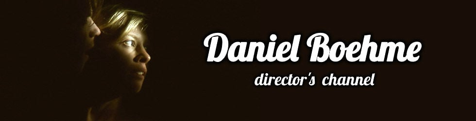 Daniel Boehme | film director and social entre­pre­neur