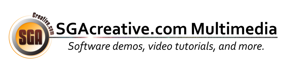 SGAcreative.com Multimedia Portfolio