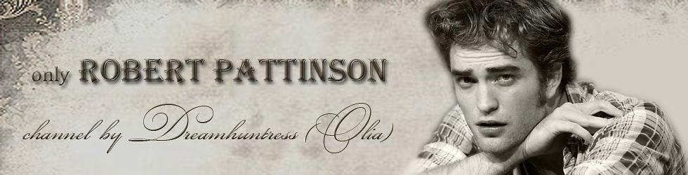 only Robert Pattinson