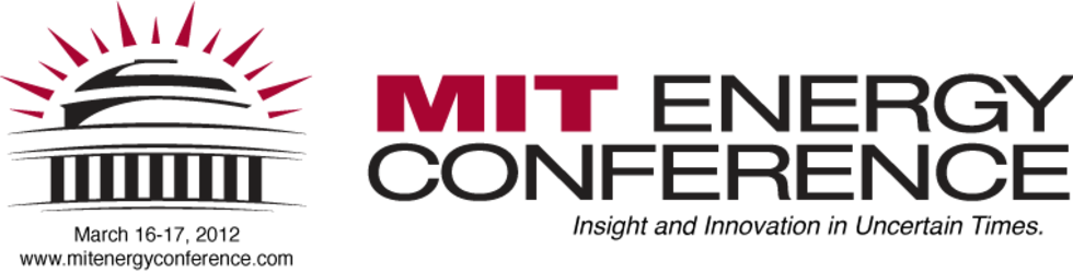 2012 MIT Energy Conference