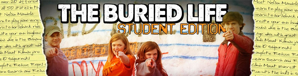 The Buried Life: Student Edition